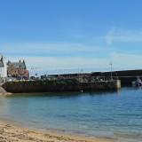 Harbour-beach